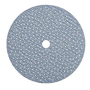 "2pc 3/""x1/""x1//4/"" Shaft Medium Grit Non-woven Abrasive Grinding Flap Wheel Set"