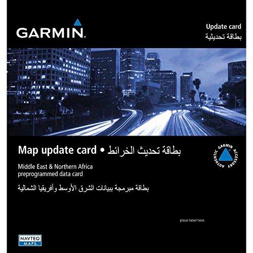 Garmin City Navigator Kartenmaterial Naher Osten und Nordafrika auf microSD/ SD-Karte