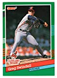 Greg Swindell - Cleveland Indians (Baseball Card) 1991 Donruss # 546 NM/MT
