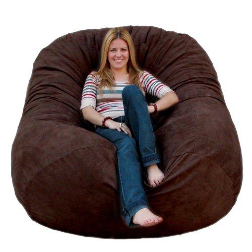 Cozy Sack 6 Feet Bean Bag Chair