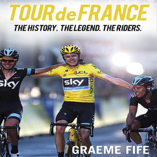 Tour de France cover art