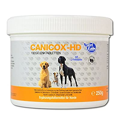 NutriLabs CanicoxHD Tabletten 100 Stück