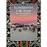 BorasTapeter Scandinavian Folk Tunes–Arreglados para acordeón–con CD [de la fragancia/Alemán] de la serie: Schott World Music