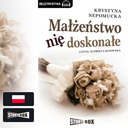 Malzenstwo niedoskonale audiobook cover art