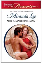 Not a Marrying Man Kindle Edition