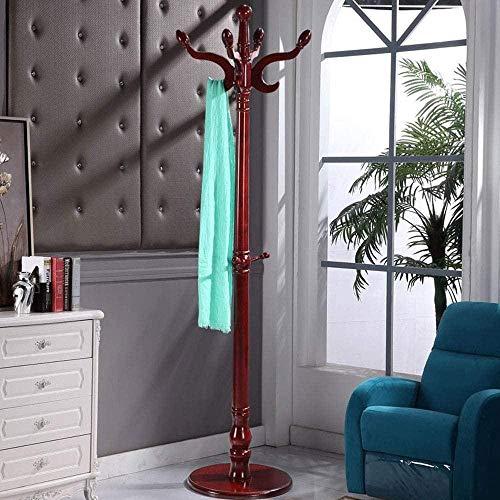 Pared pintura Perchero de Ropa del Dormitorio de Piso Simple Rack Hogar Moderno de la Sala Pasillo de Entrada de la suspensión Taburete Cambiar Zapatos (Color : D)