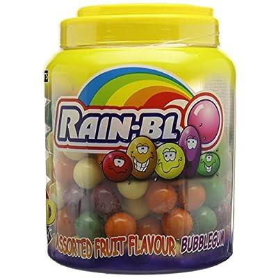 zed candy rainblo gum (pack of 180) Zed Candy Rainblo Gum (Pack of 180) 51xPX11ey5L