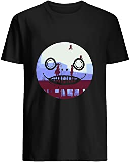 Nier Automata 2B and 9S Emil Face 96 Nsync T shirt Hoodie for Men Women Unisex
