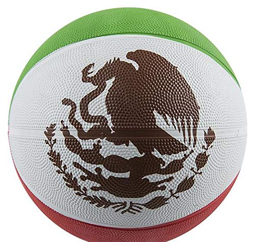 Learn More About DollarItemDirect 9.5 inches Mexican Flag Basketball, Case of 13