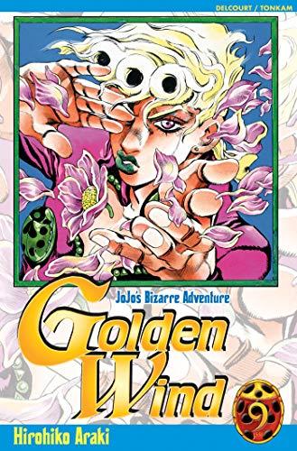 Jojo's - Golden Wind T09: Jojo's BIzarre Adventure