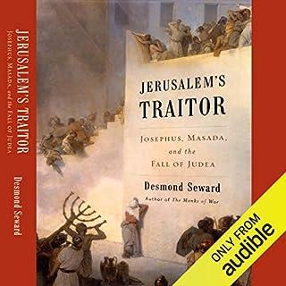 Jerusalem's Traitor audiobook cover art