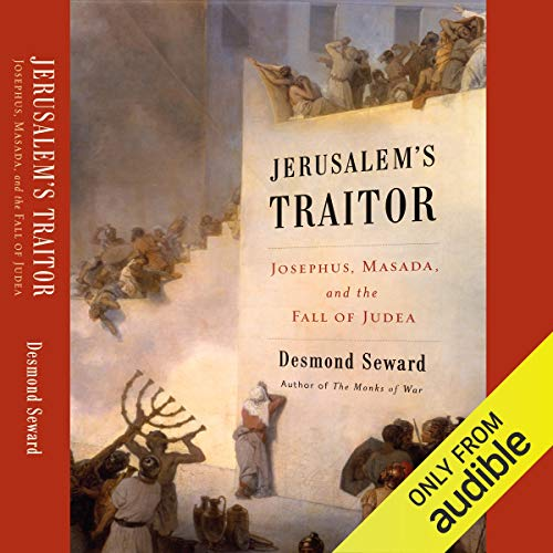 Jerusalem's Traitor  By  cover art
