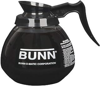 BUNN 64 Oz Black 12-Cup Coffee Decanter / Case of 3