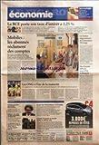 FIGARO ECONOMIE (LE) [No 19076] du 02/12/2005 - TECHNOLOGIE - L'ASSISTANT ELECTRONIQUE BLACKBERRY ENTRE LES...