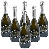 Valdobbiadene Prosecco Superiore DOCG BRUT - Italian Sparkling Wine (6x0