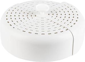 Housse de table de salle à manger ronde, pliable, portable, en plastique creux et respirant, pour barbecue, pique-nique, f...