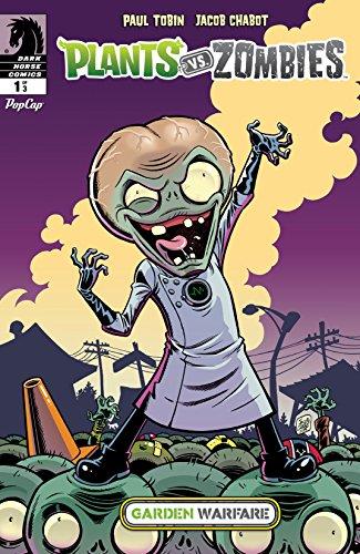 Plants vs. Zombies: Garden Warfare #1 (English Edition)