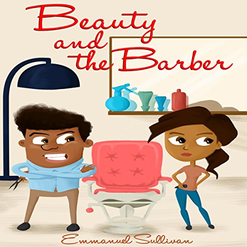 Beauty and the Barber audiobook cover art