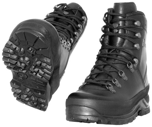 Lowa Mountain laarzen Wandelschoenen 7.5 UK Zwart