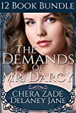 The Demands of Mr. Darcy: An Erotic Pride & Prejudice BDSM Punishment Short Story Bundle (Mr. Darcy's Dark Desires) (English Edition)
