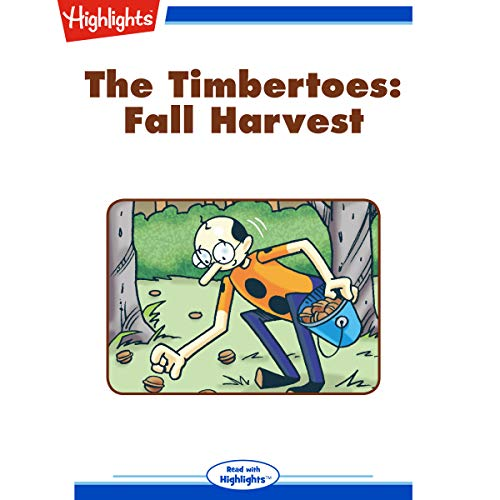 The Timbertoes: Fall Harvest copertina