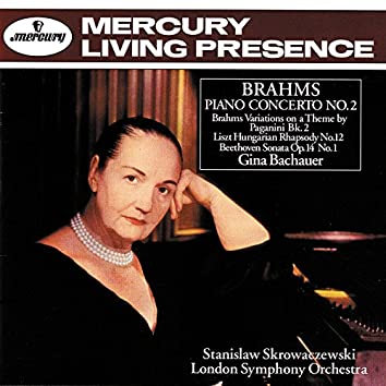 Brahms: Piano Concerto No. 2 / Beethoven: Piano Sonata No.9