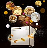 RUGU Hogar Completamente automática Máquina de Hacer Pan Máquina multifunción máquina Inteligente Pan horneado 1pc
