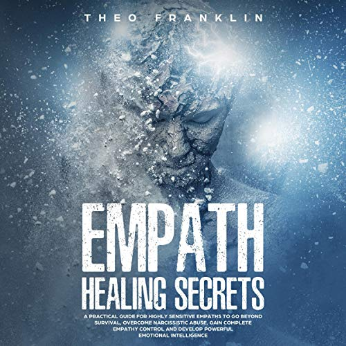 Empath Healing Secrets audiobook cover art