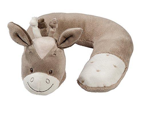 Nattou Baby Nackenkissen, Mädchen und Jungen, ab 0 Monate - Noa das Pferd