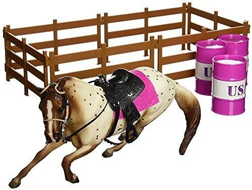 Breyer Barrel Racing Toy by Breyer