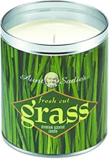 Aunt Sadies 1024 Orginal Candle, Grass, 4 by 3.25-inches