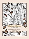 Birthstone Goddesses Coloring Book: A Birthstone and Birth Flower Series in the Art Nouveau Style