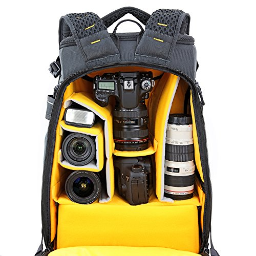 Endurax Large DSLR Camera Backpack