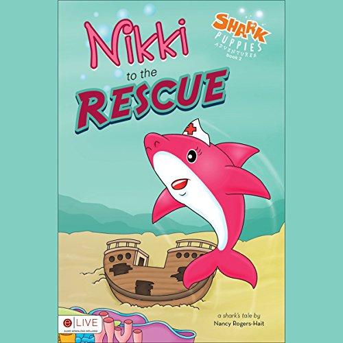Shark Puppies Adventures Book II audiobook cover art