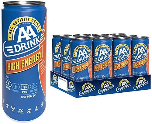 AA Drink High Energy 24x25cl (inkl. 6 € Pfand)