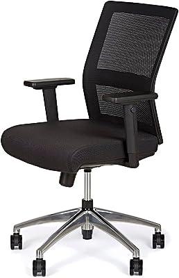 Cadeira Marelii Giratória 1722B Set Preta