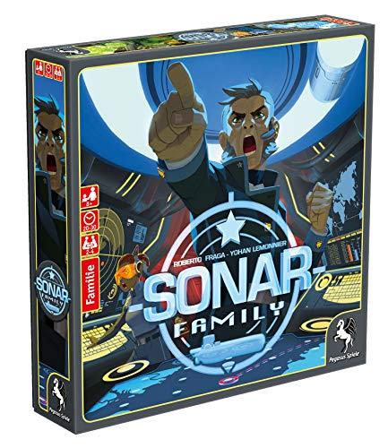 Pegasus Spiele 57013G - Sonar Family