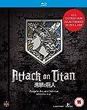 Attack On Titan: Complete Season One Collection [Blu-ray] [Reino Unido]