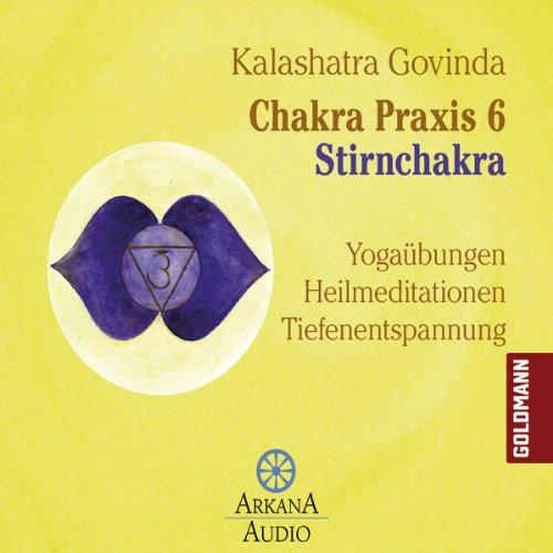 Stirnchakra (Chakra Praxis 6) Titelbild