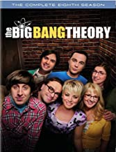 big bang theory season 8 and 9