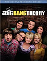 Big Bang Theory: The Complete Eighth Season [DVD]