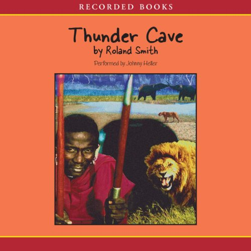 Thunder Cave  audiobook cover art