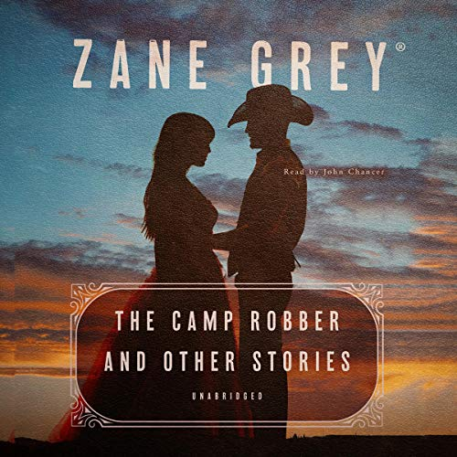 The Camp Robber and Other Stories cover art