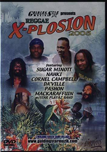 REGGAE X-PLOSION 2005 [DVD]