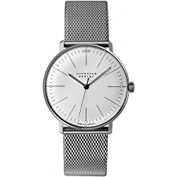mechanical wristwatches for Junghans - best slim watch with lightweight design for women