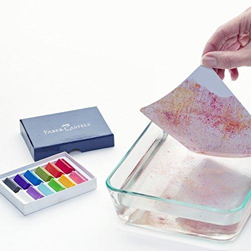 Faber-Castell Marbling Art for Beginners - DIY Paper Marbling