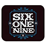 WWE Rey Mysterio Six One Nine Low Profile Thin Mouse Pad Mousepad