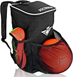 Soccer Backpack with Ball Holder Compartment - For Boys & Girls |...