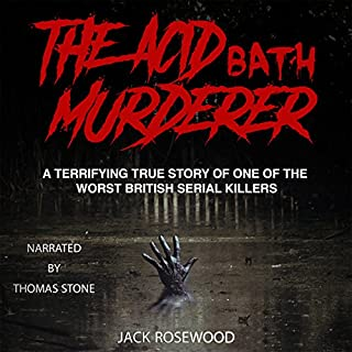 The Acid Bath Murderer cover art