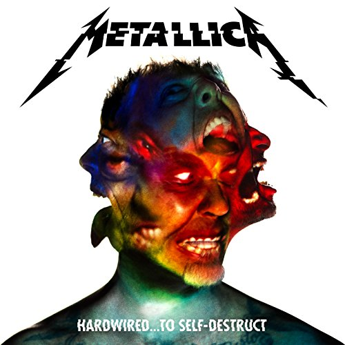 Hardwired...To Self-Destruct 2Lp (Coloured Vinyl) Ltd.